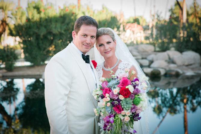 Erin & Mahmood-Reza's Wedding at Omni Rancho Las Palmas Resort