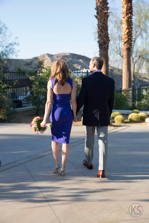 Wedding in Rancho Mirage