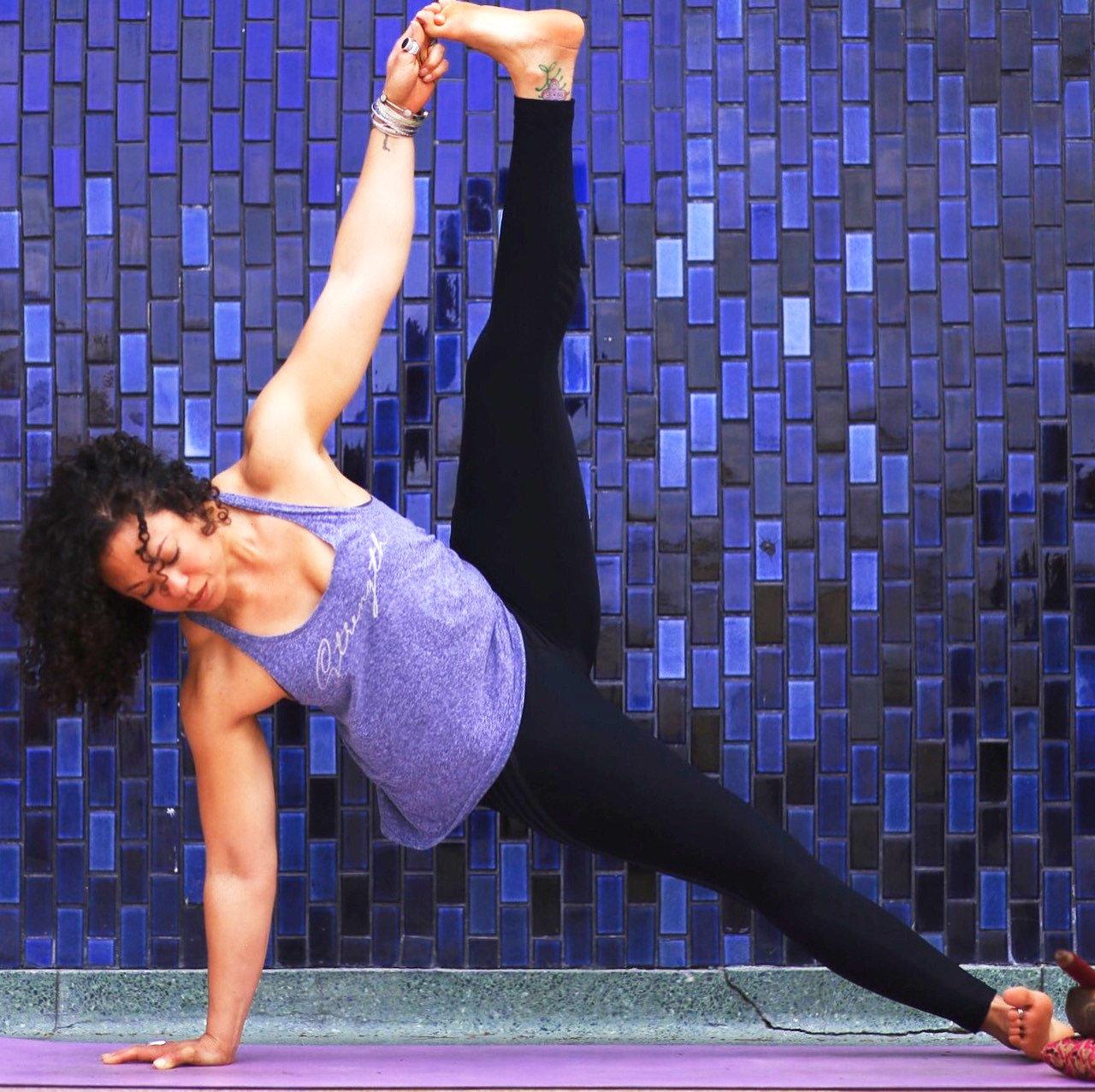 Private Yoga Session (Virtual)