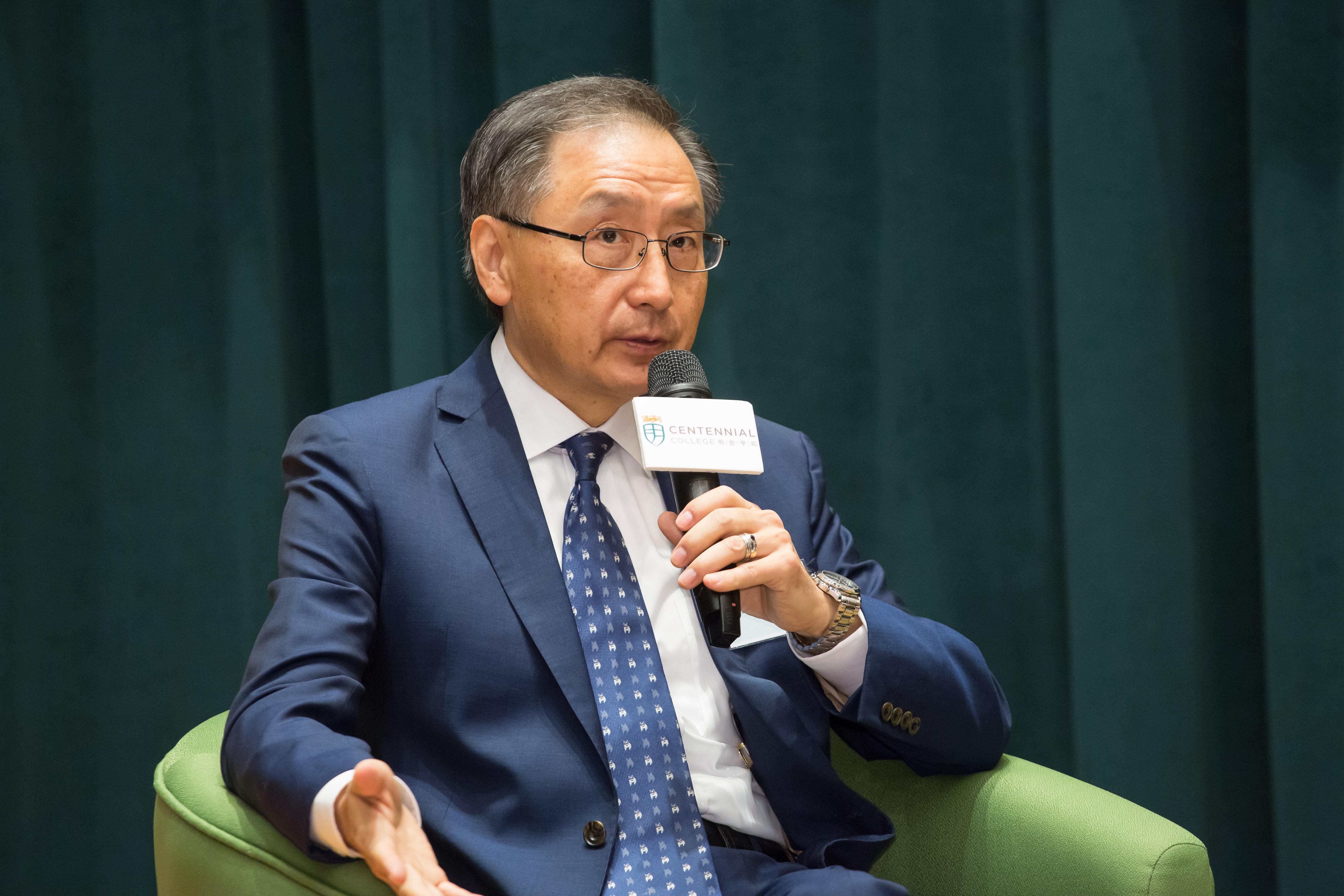 Mr. Sunny Wong