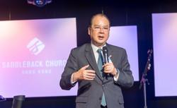 彼得‧德魯克管理學院與香港馬鞍峰教會合辦「商業論壇2018」