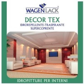 SUPERCOPRENTE  TRASPIRANTE IDROREPEL.- DECOR TEX