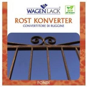 CONVERTITORE DI RUGGINE ALL'ACQUA - ROST KONVERTER