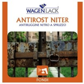 ANTIRUGGINE NITRO - ANTIROST NITER