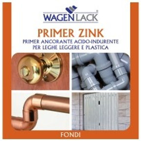 PRIMER PER PLASTICA E LEGHE LEGGERE - PRIMER ZINK