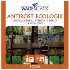 ANTIRUGGINE AL FOSFATO DI ZINCO -ANTIROST ECOLOGIK
