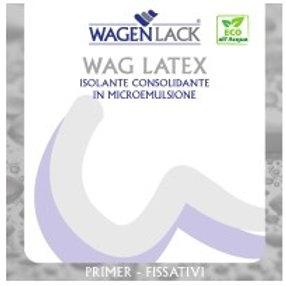 ISOLANTE PER CEMENTIZI - WAG LATEX