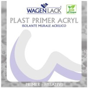 PRIMER ACRILICO - PLAST PRIMER ACRYL