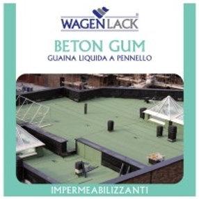GUAINA LIQUIDA ELASTOMERO -BETON GUM