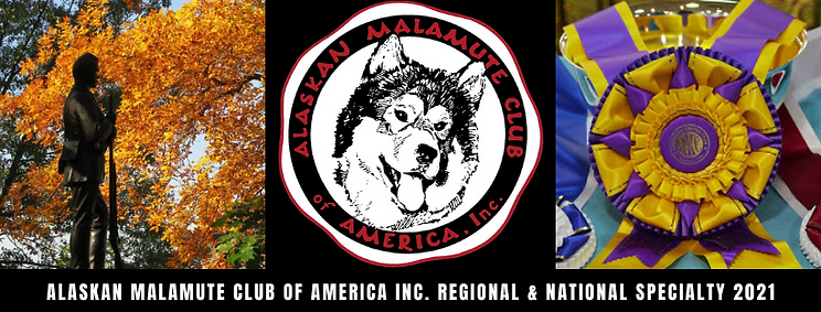 ALASKAN MALAMUTE CLUB OF AMERICA INC. (3