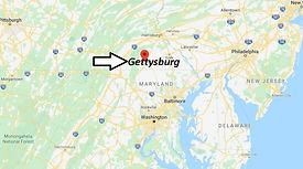 Where-is-Gettysburg-Pennsylvania-What-co