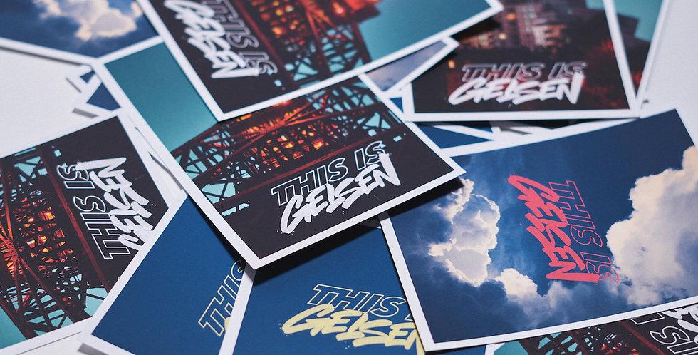 Big Postcard Pack #1