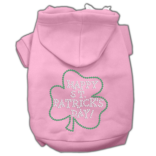 St. Patrick's Day Hoodie- Happy St. Patrick's Day