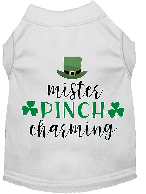 St. Patrick's Day T shirt- Mr. Pinch Charming