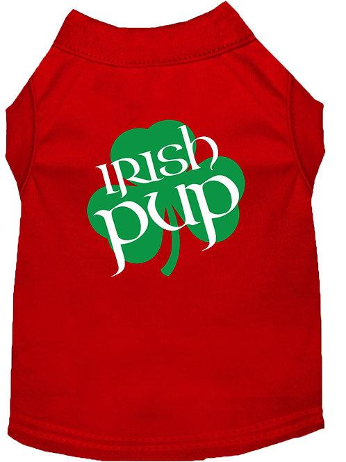 St. Patrick's Day T shirt- Irish Pup