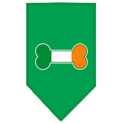 St. Patrick Day Bandana- Irish Bone