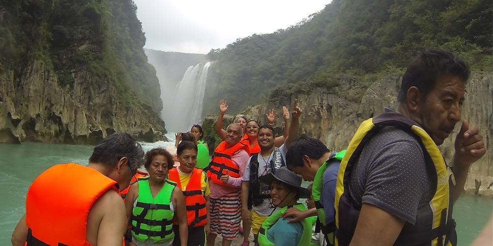 Excursión a la Huasteca Potosina Adventure