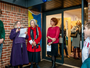 Our Hall is Officially Open!