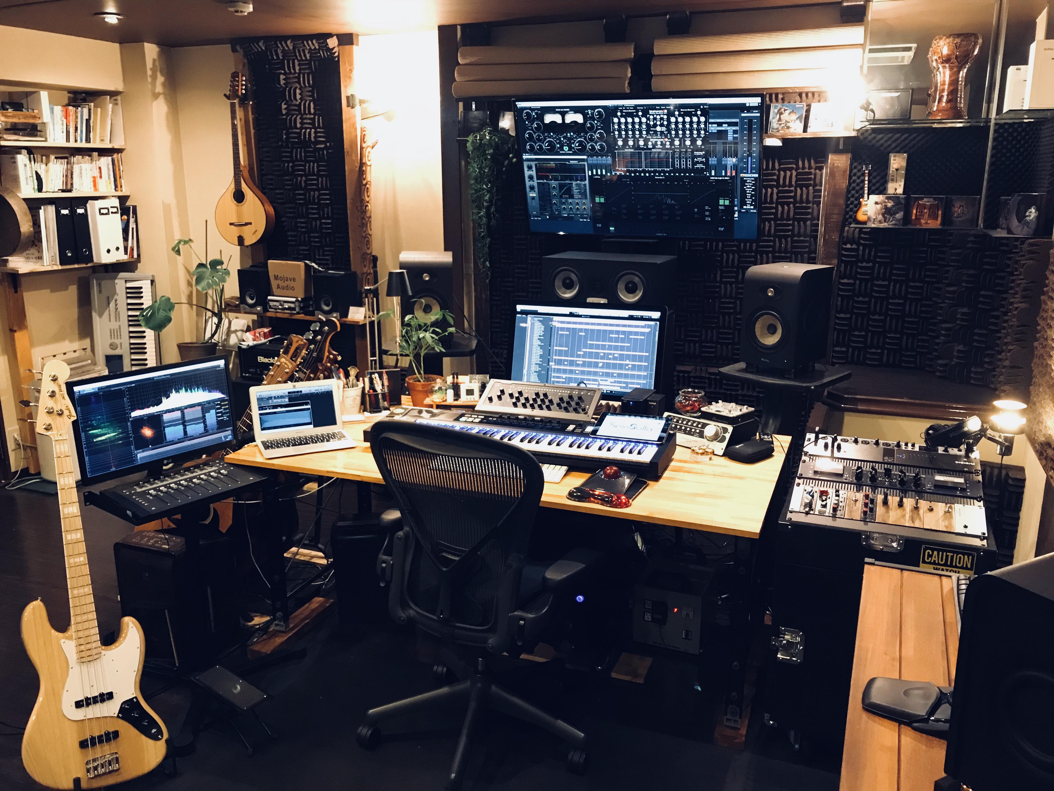 ソルファ スタジオ
