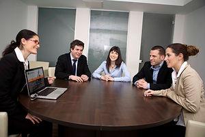Yönetim toplantısı