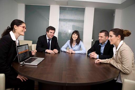 La conduite de réunion