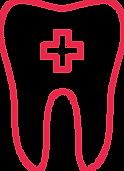 Notfall Zahnarzt Zahn in der Zahnarztpraxis Altstetten