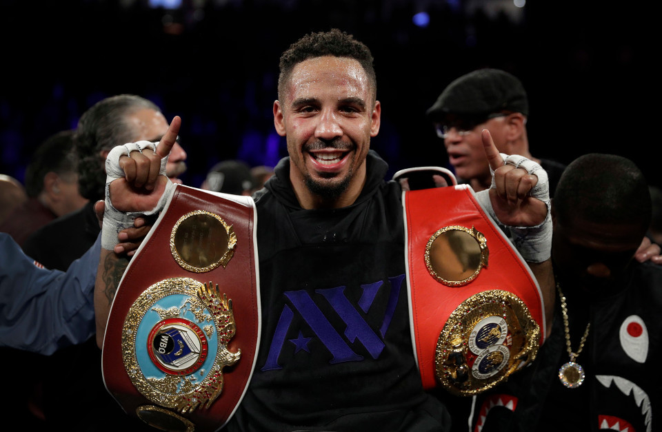 Andre Ward Hanging His Gloves Up