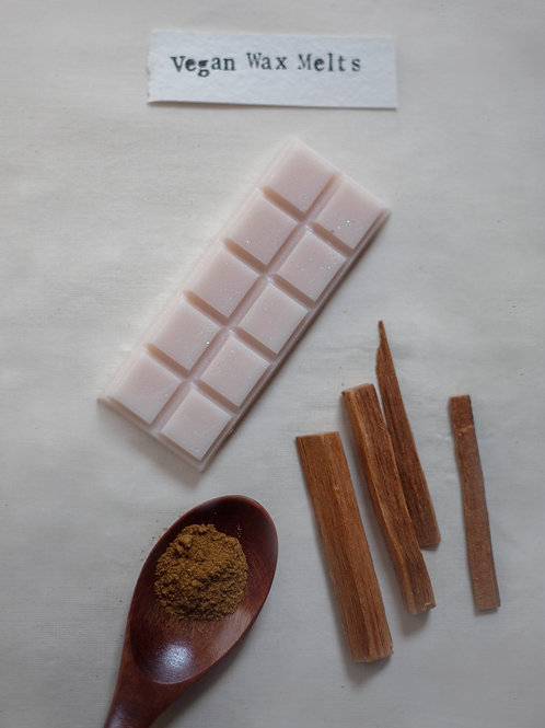 Vegan Wax Melts - Sandalwood