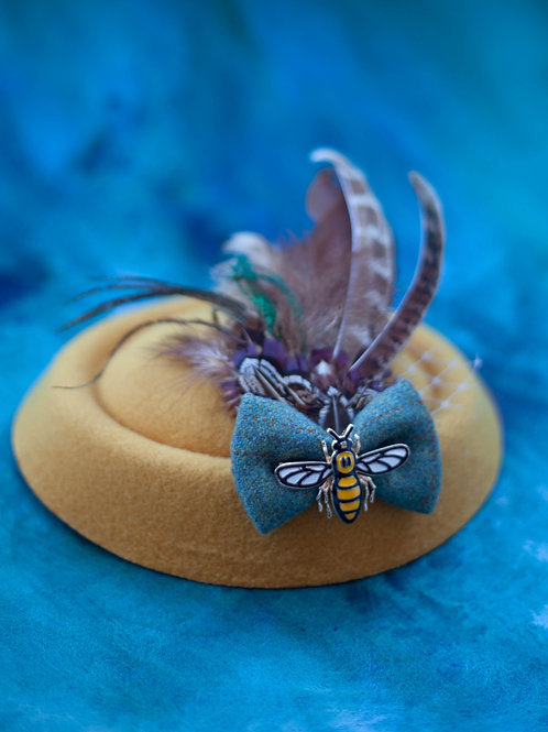 BESPOKE SERVICE - Hat Fascinator - Wedding, Prom, Races