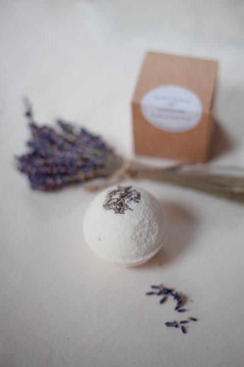 Vegan Bath Bomb - Lavender