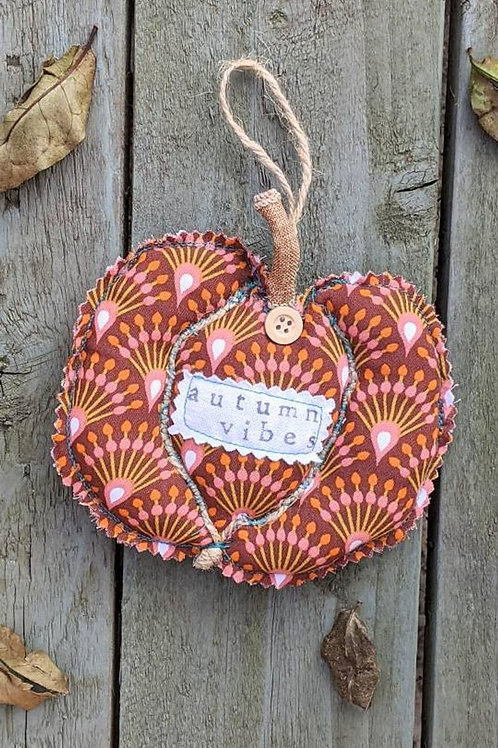 Hanging Pumpkin - Autumn Vibes