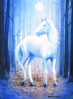 """""""Behold The White Horse"""""""