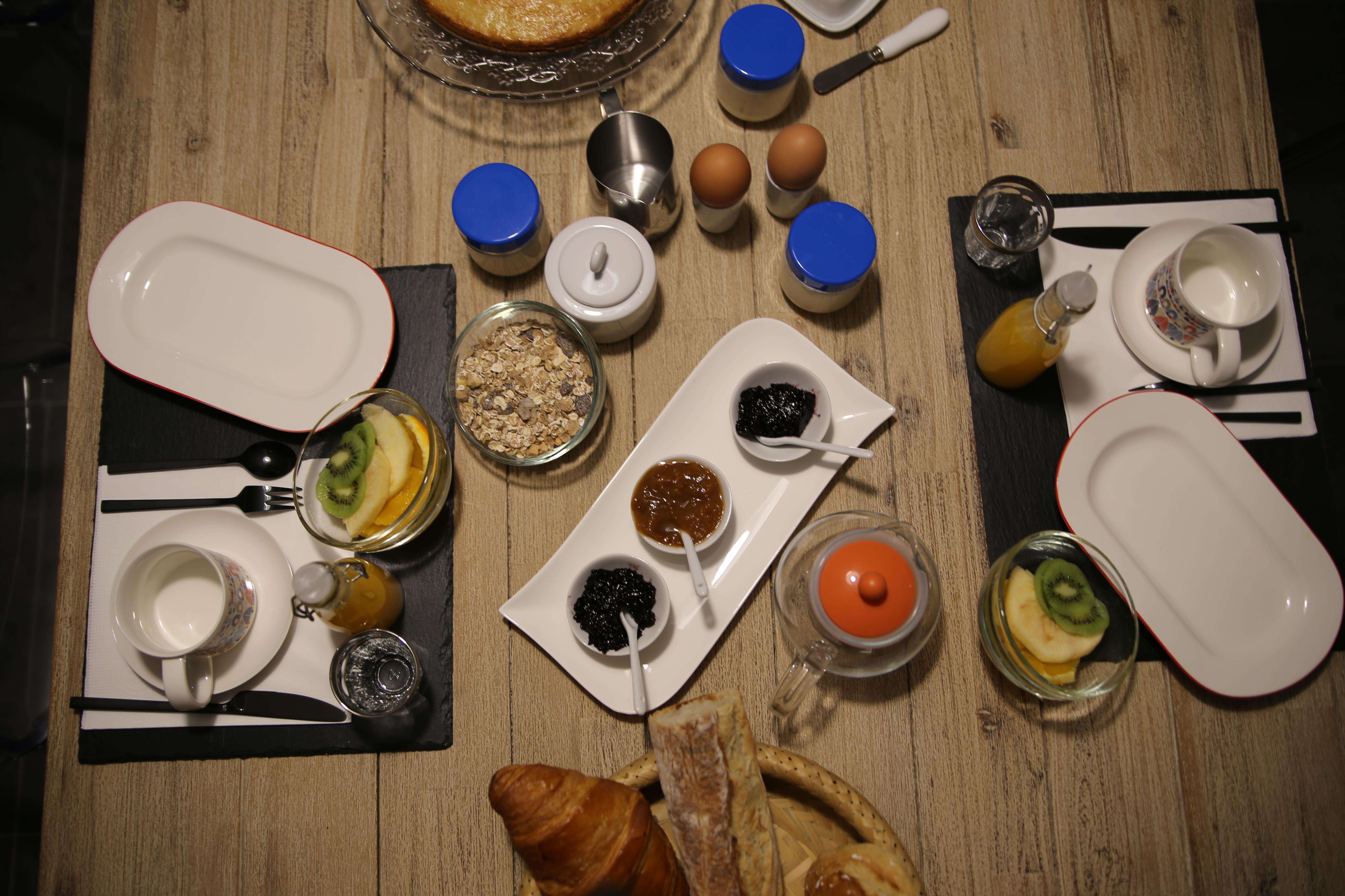 côté pinède petit dejeuner 8