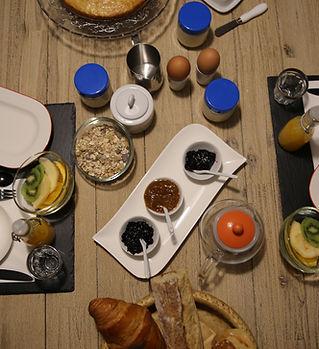 côté pinède petit dejeuner 8.JPG