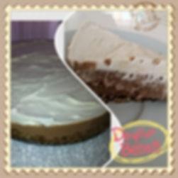 עוגת שוקולד וקצפת טבעונית