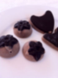 ממתקי שוקולד בריאים