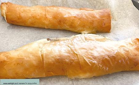 רול  גבינה דל פחמימה