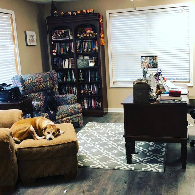 Katie's Office