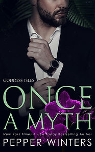 Pepper Winters' Once a Myth