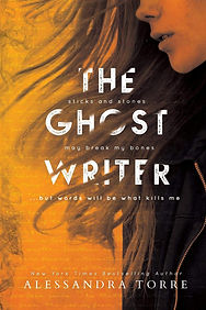 Alessandra Torre's The Ghost Writer