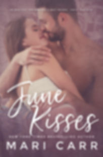Mari Carr's June Kisses
