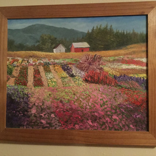 Mom's painting