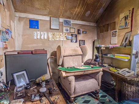 Where They Wrote - Roald Dahl