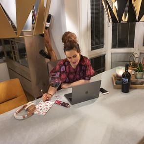 Cora Reilly - Where I Write