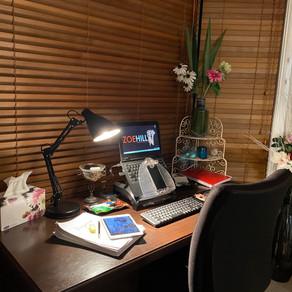 Zoe Hill's Office