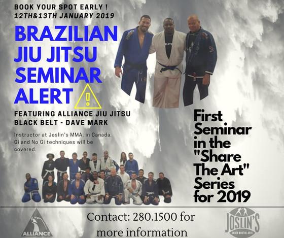2019 - Share and Grow Seminar Series