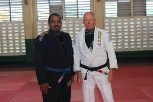 T&T Budokai BJJ Seminar Successfully completed