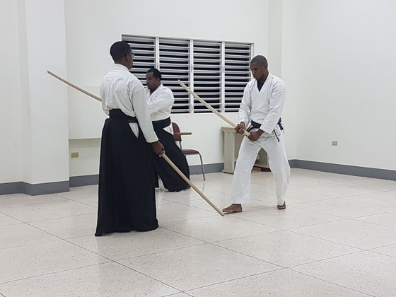 Koryu  - Kenjutsu @ St. James Youth Center