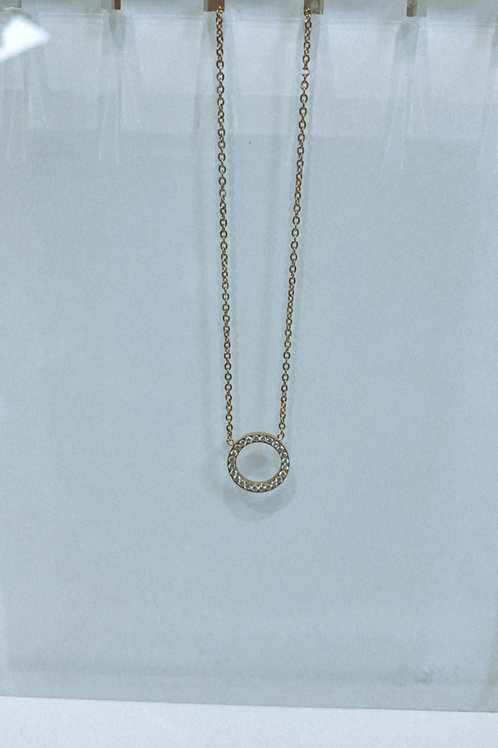 Collier rond simple