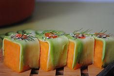 סושי טבעוני